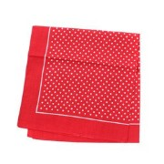 【LABOUR AND WAIT】C071 POLKADOT HANDKERCHIEF【ビショップ/Bshop バンダナ・スカーフ】