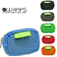 wraps ポーチ レディース/メンズ ラップス WACL0522 CL/POUCH S ポーチ 選べるカラー