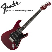 Fender Japan Exclusive Aerodyne Strat OCR エレキギター