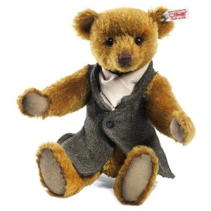 Steiff 035289 シュタイフ ぬいぐるみ テディベア Forrest Mohair Teddy Bear Limited Edition of 1500