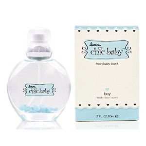 Love Chic Baby, Fragrances for Little Boys by Chic Baby [並行輸入品]
