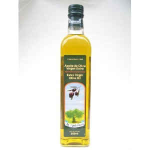 La Andaluza Extra Virgin Olive Oil 500mlエキストラバージン