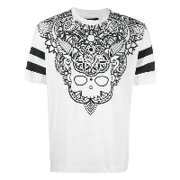 Hydrogen - College Tattoo Tシャツ - men - コットン - XL