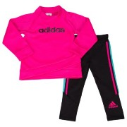 アディダス タイツ ADIDAS PULLOVER TIGHTS SET GIRLS INFANT