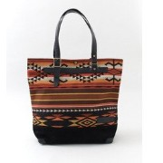 UR MASTER-PIECE×URBAN RESEARCH iD 別注NATIVE柄TOTE【アーバンリサーチ/URBAN RESEARCH トートバッグ】