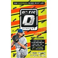 2016 DONRUSS OPTIC BASEBALL BOX