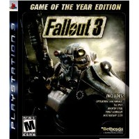 【Wエントリーでポイント8倍!+クーポン】【中古】[PS3]Fallout 3(フォールアウト3) Game of The Year Edition(北米版)(BLUS-30451)...
