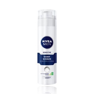 Nivea Sensitive Shave Foam 200ml shaving cream by Nivea by Nivea