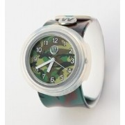 watchitude:SLAP WATCH(CAMO)【シップス/SHIPS 腕時計】