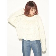 SLY HAND MADE FRINGE TOPS スライ【送料無料】