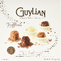Guylian Trufflina Assortment of 16 Belgian Chocolates with Milk Chocolate Truffle Filling 並行輸入品 ...