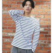 KC ◎ボーダー BOAT/N L/S カットソー【グリーンレーベルリラクシング/green label relaxing Tシャツ・カットソー】