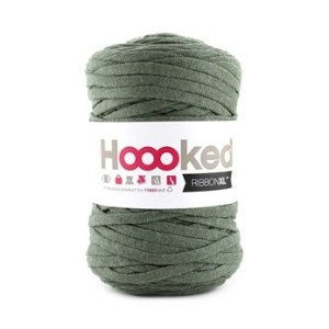 DMC Hoooked RIBBONXL 手編み用コットン #801/SP6 DREID HERB
