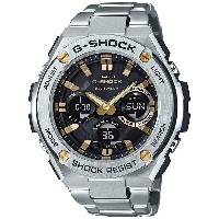 ジーショック 2016 NEW CASIO watch G-SHOCK G-STEEL GST-W110D-1A9JF Men from japan ST [並行輸入品]