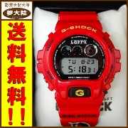 【CASIO×ONE PIECE】G-SHOCK/ONE PIECE/MONKEY・D・LUFFY/DW-6900FS/腕時計【併売品】【中古】【天童店】