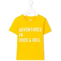 No Added Sugar - Adventures in Rock & Roll Tシャツ - kids - コットン - 3歳