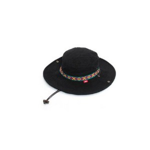 クレ(clef) ADVENTURE HAT MEX ハット 帽子 RB3321BLACK (Men's)