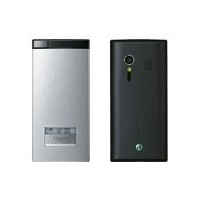 au URBANO AFFARE by Sony Ericsson ソリッドシルバー 白ロム