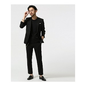 the.first.floor. BRIGHT WASHABLE ST SUIT ナノユニバース【送料無料】