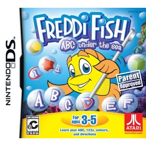 Freddi Fish ABC Under the Sea (輸入版)
