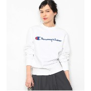 【Champion】 CREW NECK LOGO SWEAT SHIRTS