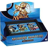 MTG マジック ザ ギャザリング Magic the Gathering モダン Masters 2015 Booster ボックス ディスプレイ (24 パック, each with a...