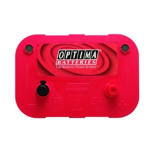 Optima Batteries 8003-151 34R RedTop Starting バッテリー 「汎用品」(海外取寄せ品)