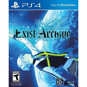 PS4 Exist Archive:The other side of the sky(イグジストアーカイブ アザーサイドオブスカイ 北米版)〈Aksys〉【新品】
