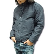 BUZZ RICKSON'S(バズリクソンズ)N-1 DECK JACKET BR12030-01 Navy 42(XL)
