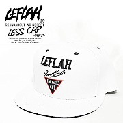 (レフラー)LEFLAH LESS CAP -WHITE- FREE