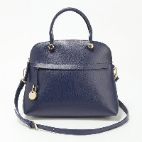 フルラ バッグ 2WAYバッグ FURLA BFK9 851234 PE0 ARE DRS NAVY 【PIPER M DOME】