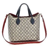 グッチ GUCCI 2WAYバッグ 429147 KLQIG 4096 BE BLU/BLU/HIBIS.RED 【LINEA A:リネアA】