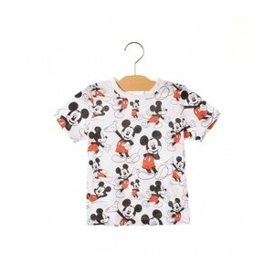 MINI FINE:MICKEY ALL OVER【シップス/SHIPS Tシャツ・カットソー】