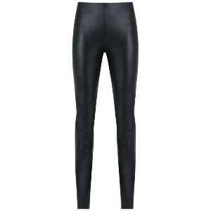 Adriana Degreas - panelled leggings - women - ポリエステル - M