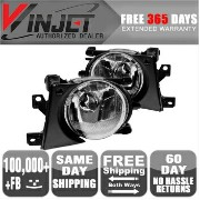 BMW 525i フォグライト 01-03 BMW E39 5 Series OE Fog Lights Clear Lamps Light Left Right Pair 01-03 BMW...