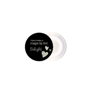 (6 Pack) TONYMOLY Delight Magic Lip Tint #01 Strawberry (並行輸入品)