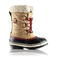 [ソレル] SOREL Yoot Pac Nylon NY1879 373(Curry, Red Dahlia/2)