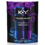 K-Y Yours and Mine Couples Lubricant, 3 Ounce by K-Y
