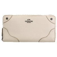 COACH OUTLET コーチ アウトレット 長財布 F52645 QBCHK ミッキー グレーンレザー