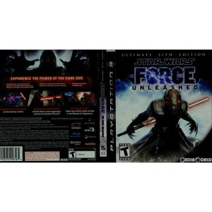 【Wエントリーでポイント8倍!+クーポン】【中古】[PS3]Star Wars: The Force Unleashed - Ultimate Sith Edition(北米版)(BLUS...