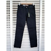 【 NEO BLUE SKINNY PANTS NVY 】 ネオ ブルー カラー スキニー ジーンズ パンツ made in USA アメリカ製 スリム フィット TAILGATE テイルゲート...