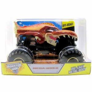 Hot Wheels Monster Jam MEGA-WREX Destruction Die-Cast Vehicle, 1:24 Scale ホットウィール モンスター ジャム ツアー...