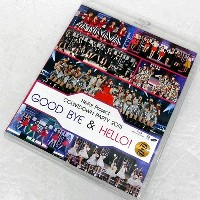 【中古】Hello! Project COUNTDOWN PARTY 2015 〜GOOD BYE & HELLO!〜 / アイドル Blu-ray/ブルーレイ【CD部門】【山城店】