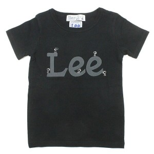 【Lee×StompStamp/子供服/リー×ストンプスタンプ】 Lee×Peanuts T