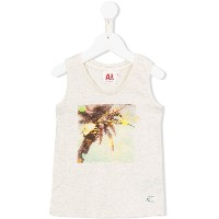 American Outfitters Kids - プリント タンクトップ - kids - コットン/ルレックス - 6歳