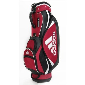 Taylor Made Golf:AWT03 キャディバッグ メンズ AWT03 A1598201レッド AWT03