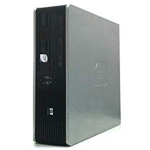 Windows10搭載/HP Compaq dc5800 SFF/Core2 Duo 2.40GHz/4GB/160GB/DVD/Office 2016付【中古パソコン】【デスクトップ】