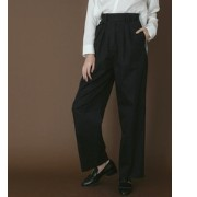 ROSSO Lirica HIGH WAIST WIDE PANTS【アーバンリサーチ/URBAN RESEARCH その他(パンツ)】