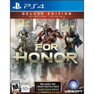 For Honor - Deluxe Edition (輸入版:北米)