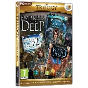 Empress of the Deep Trilogy (PC DVD) (輸入版)